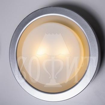 Светильники точечные Настенные 3099S  SV