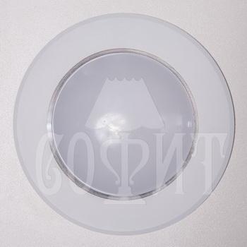 Светильники точечные Встраевамые 601/18W (WW)