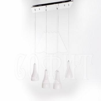 Светильник потолочный Модерн 602/6A white