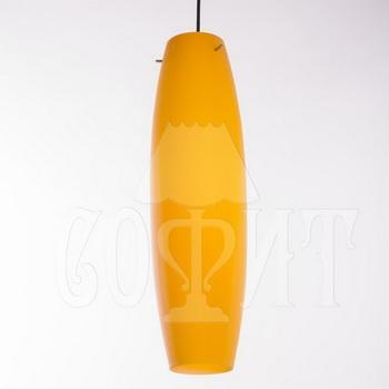 Светильник потолочный Модерн 8076-1 (yellow)