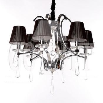 Люстры подвесные Классика 8810-6