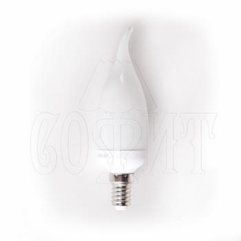 Лампочки Энергосберегающие лампы CANDLE 13W E14 2700
