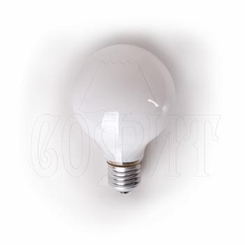 Лампочки Лампочки накаливания G80 60w E27