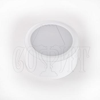 Светильники точечные Встраевамые R769/12W-SMD-WH (WH)