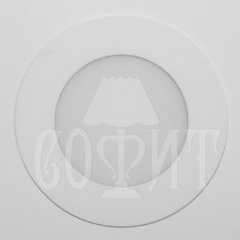 Светильники точечные Встраевамые BR180/24W (4000K)