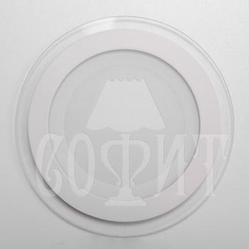 Светильники точечные Встраевамые BR180/24W-G (WW)