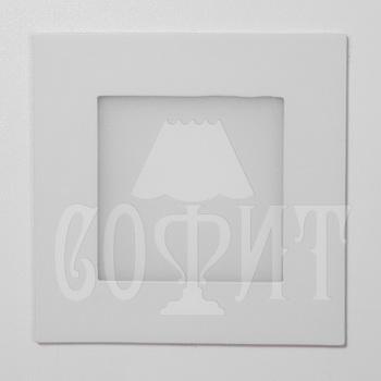 Светильники точечные Встраевамые BS110/6W (WW)