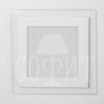 Светильники точечные Встраевамые BS110/6W-G (4000k)