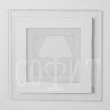 Светильники точечные Встраевамые BS110/6W-G (WW)