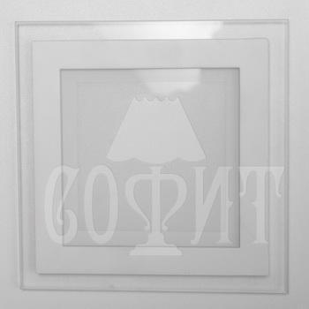 Светильники точечные Встраевамые BS155/12W-G (WW)