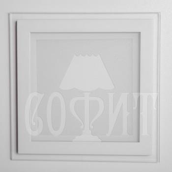 Светильники точечные Встраевамые BS180/24W-G (4000k)