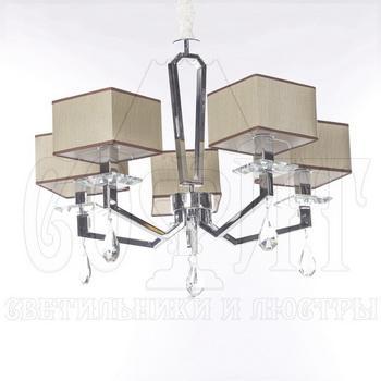 Люстры подвесные Классика M8017/5D