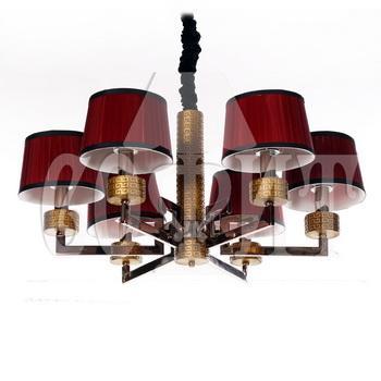 Люстры подвесные Классика M8050/6D