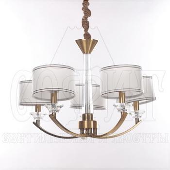 Люстры подвесные Классика M8062/5D