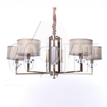 Люстры подвесные Классика M8070/5D
