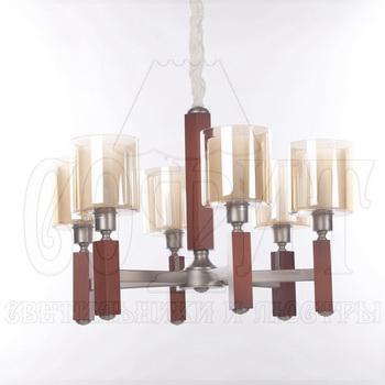 Люстры подвесные Классика M8071/6D