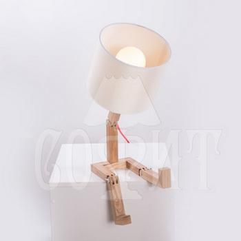 Настольные светильники Деревянные MA3009