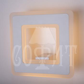 Настенный светильник Светодиодные MB2538-1 WH