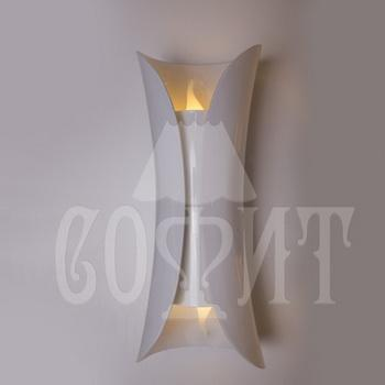 Настенный светильник Классика MB3225S WH