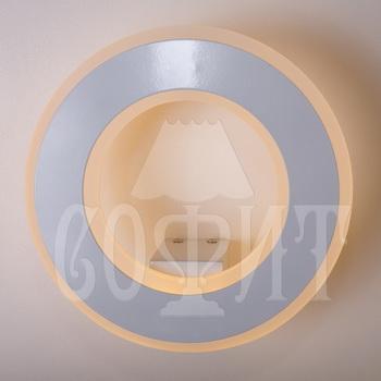 Настенный светильник Светодиодные MB3315WH