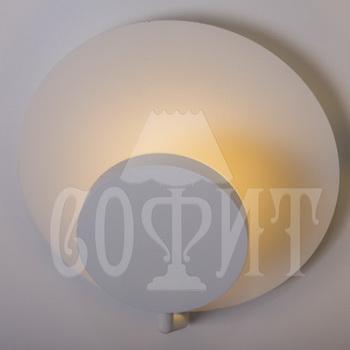 Настенный светильник Светодиодные MB3327WH