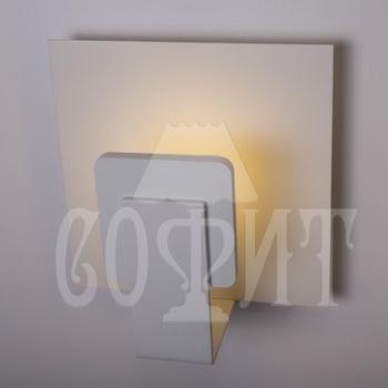 Настенный светильник Светодиодные MB3334L WH