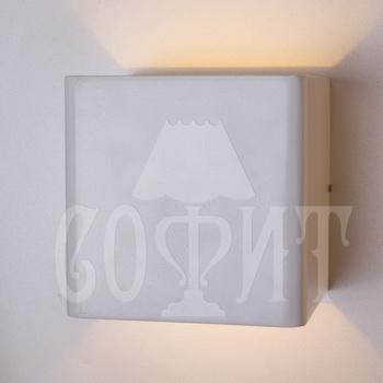 Настенный светильник Светодиодные MB3347-1WH