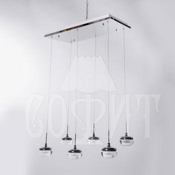 Светильник подвесной Модерн MD8997-6
