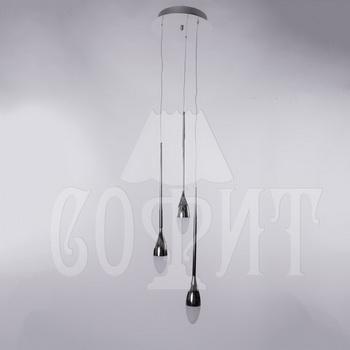 Светильник подвесной Модерн MD9001-3C