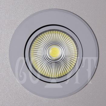 Светильники точечные Встраевамые N3024/5W-WH (WH)