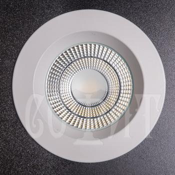 Светильники точечные Встраевамые R609/15W (WW)