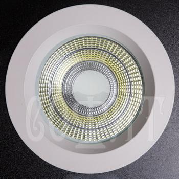 Светильники точечные Встраевамые R609/20W (WH)