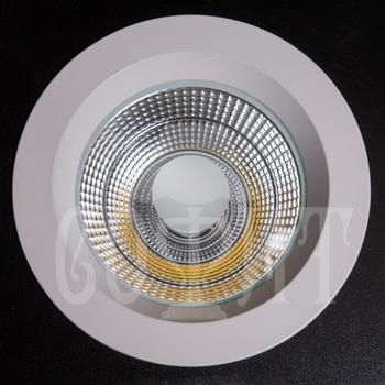 Светильники точечные Встраевамые R609/20W (WW)