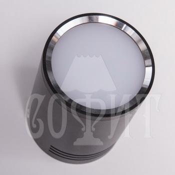 Светильники точечные Встраевамые R759/12W-BK (WW)