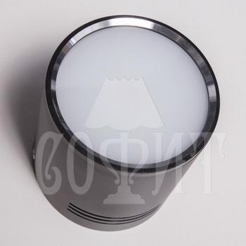 Светильники точечные Встраевамые R759/18W-BK (WW)