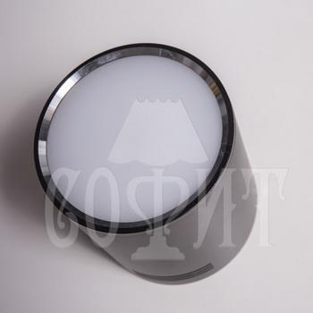 Светильники точечные Встраевамые R759/9W-BK (WH)