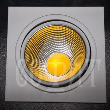 Светильники точечные Встраевамые S15-15W-COB (WH)