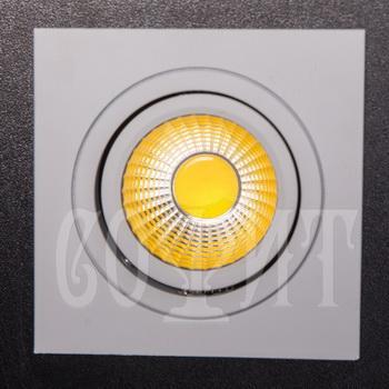 Светильники точечные Встраевамые S5-5W-COB (WW)