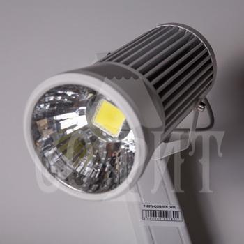 Светильники точечные Настенные T-30W-COB-WH (WH)